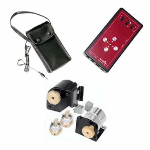 Kit motorizzazione EQ3 ed EQ5 con Pulsantiera