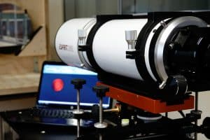 Test su Banco Ottico - Sky-Watcher Esprit 120ED