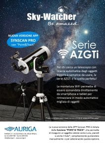 Read more about the article Aggiornamento APP SynScan PRO